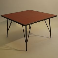 Located using retrostart.com > Coffee Table by Rudolf Wolf for Elsrijk