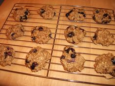 I adapted a recipe (#98997 here - excellent recipe) to add banana, and the cookies turned out really great!