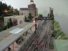 Nscale Model Train Layouts | Custom built fine quality Nscal… | Flickr