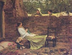 John William Waterhouse, 1885