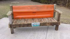 73-87 Chevy tailgate bench