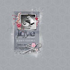 Love Element Clusters No. 01- Studio Double-D Elements- EL738490- DesignerDigitals