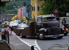 Chevrolet COE Car Hauler