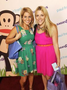 Celeb moms have fun at Paul Franks Mommy and Me Celebration