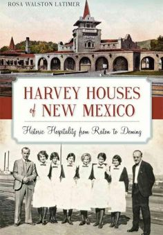 The Santa Fe Line and the famous Fred Harvey restaurants forever changed New Mexico and the Southwest, bringing commerce, culture and opportunity to a desolate frontier. The first Harvey Girls ever hi