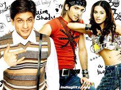 Main Hoon Na (2004) - favorite Bollywood movie hands-down.