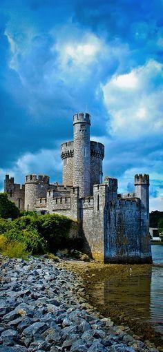 Castillo de BlackRock en Cork, Irlanda.