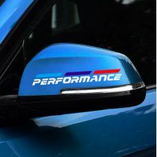 BMW -hez M Performance tükör matrica Bmw, Mirrors