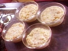August 9th - National rice Pudding Day! ---  Indian Rice Pudding recipe from Alton Brown.