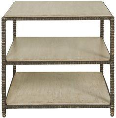 Vanguard Furniture: P439L - Mangum (Lamp Table)