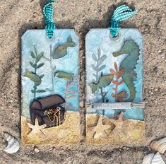 by Elina's Arts and Crafts 12 Tags of 2014: July http://www.artsandcraftswithlove.com/