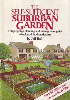 The Self-Sufficient Suburban Gardener --- has a 5 yr plan towards self-sufficiency http://www.amazon.com/gp/aw/d/0878574573/ref=mp_s_a_1_1?qid=1420663004&sr=8-1&pi=AC_SY200_QL40