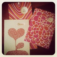 Love these card's from Portland's Angela Adams!