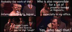 the infamous Hogwarts Jaguar!