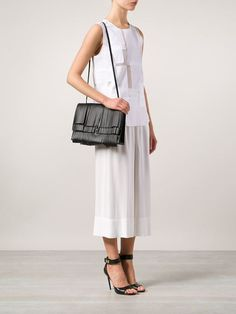 Proenza Schouler Small 'lunch' Shoulder Bag - The Webster - Farfetch.com