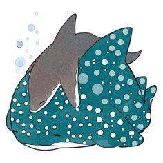 Free! #shark #whale shark