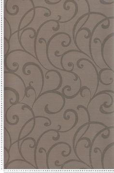 Papier peint baroque papier peint direct vente for Papier peint couleur taupe clair