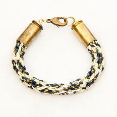 Bullet Baided Bracelet....want to make this