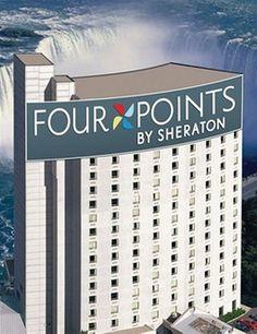 Groupon - Q/City, Apr4-7, $322 - Four Points by Sheraton Niagara Falls Fallsview