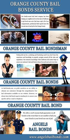 Browse this site http://angelsbailbonds.com/ for more information on Orange County Bail Bonds Service. Orange County Bail Bonds Service insurance are a must if you want to get your loved one out of the jail fast. It can be an extremely difficult and traumatizing experience for you when someone close to you is arrested. It might be a close friend or relative. But the first and the most important thing that you need to do is secure a bail. Follow Us…