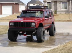 Push bar would look nice.  Still a nice jeep though