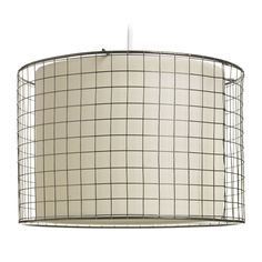 Wilko Wire Cage Shade Hessian at wilko.com £12 - stick the multicolored birds on this too!!