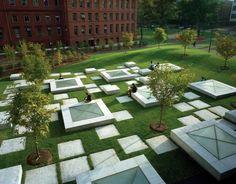Harvard University Northwest Science Building by Skidmore Owings & Merrill