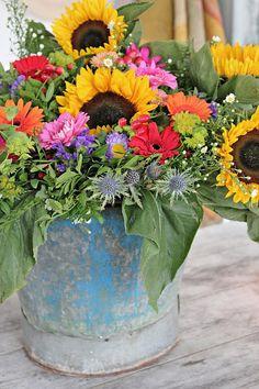 VIBEKE DESIGN: Blomster som inspirerer !