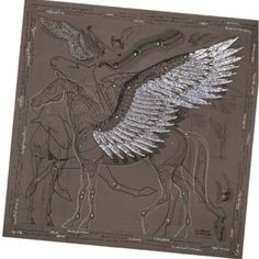 Hermes. I love the Pegasus print in any color.