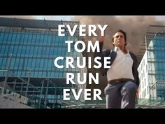 Supercut Of Tom Cruise Running In His Movies Will Leave You Breathless | Huffington Post