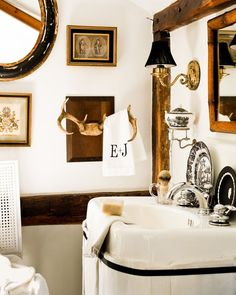 Powder room -