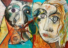 she WAS Art Series, Figurative, Painting & Drawing, Drawings, Sketches, Draw, Drawing, Pictures, Paintings