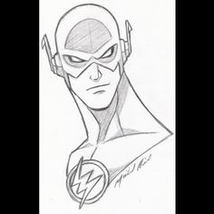 art dessin Head lightning flash superhero coloring pages - Printable The Flash Coloring Pages Free Cartoon Sketches, Art Drawings Sketches, Disney Drawings, Cute Drawings, Pencil Drawings, Drawing Superheroes, Marvel Drawings, Flash Drawing, The Flash Sketch