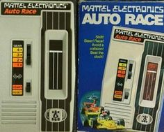 I had this!  Before any game console came on the scene, this was OUR video gaming!  LOL