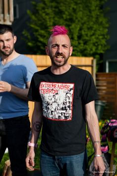 HIV Etiquette: An Interview With Radical Activist Ian Awesome