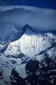 China:  Meili mountains ( Kawa Karpo ) on the border ot Yunnan,Tibet and Burma.    China