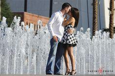 Tampa Wedding Photographer | Tampa Engagement Session – Maria and Alex – by Tampa Wedding Photographer