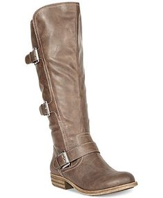 American Rag Jeffrey Tall Riding Boots  $85 Macy's