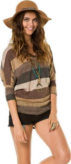 SWELL WALLY SWEATER > Womens > Clothing > Sweaters | Swell.com
