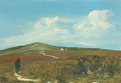 Adam Kos- Path Through Yeats Country Irish Painters, Street Gallery, Irish Art, Country Art, Kos, Paths, Ireland, Street Art, Cottage