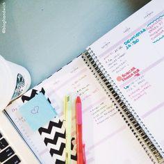 Nunca mais perca compromissos com o Daily Planner! www.paperview.com.br #meudailyplanner #dailyplanner #plannerorganize #plannerdecoration