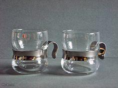 Jorma Vennola Glögi-laseja / Mulled wine glasses designed by Jorma Vennola