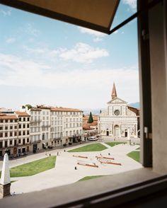 Santa Maria Novella View from J.K.