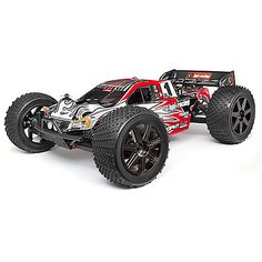 HPI Racing Trophy 4.6 Nitro Truggy RTR 2.4GHz 1/8