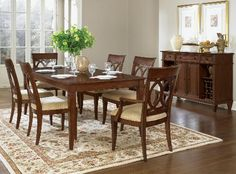 Make your dining room complete with this simple and attractive Westhaven Rectangular Dining Table Set by Wynwood Furnitures. Table, Wynwood Furniture, Furniture, Furniture Collections, Dining Table Setting, Rectangular Dining Table, Room, Dining, Dining Room