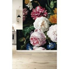 KEK Amsterdam Golden Age Flowers III behang