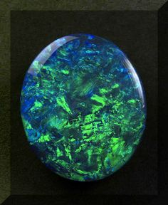 Blue Opal - one of my all time favourite gems