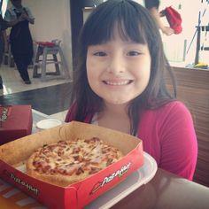 Intenciones ~ Miércoles Mudo / Wordless Wesnesday: Happy PizzaTime! #mamisholisticas