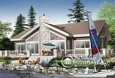 House plan W3942 by drummondhouseplans.com