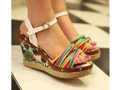 รองเท้าแฟชั่นเกาหลีแบบใหม่ SHOES STYLE ทำงาน เที่ยว สวยอินเทรนด์
